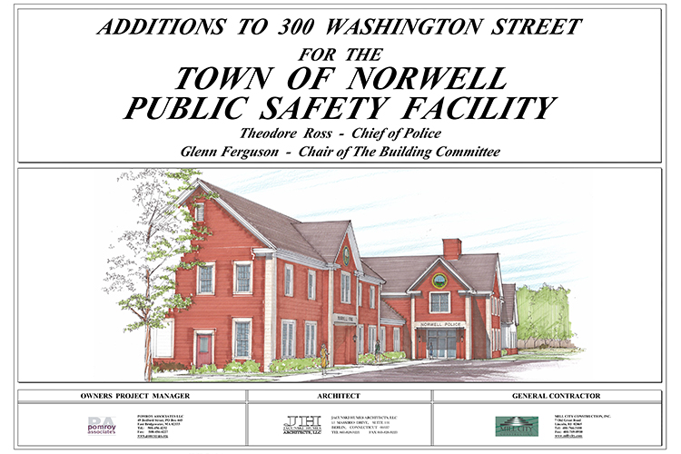 Norwell New Public Safety Facility